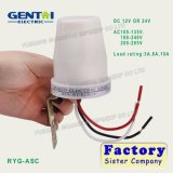 Tipo elettronico interruttore del sensore di Photocontrol (RYG-AS06) di buona qualità