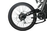велосипед зеленой силы 1000W электрический с длиннорейсовой батареей