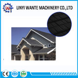 新しく物質的な屋根ふきの鋼板の鉄片石の上塗を施してある屋根瓦