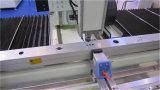 Perfil do tubo de alumínio CNC centro de maquinagem de perfuração e fresagem