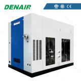 Isento de Óleo do Compressor de ar de parafuso rotativo utilizado para a indústria electrónica