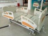 Medizinisches Krankenhaus-Geräten-Handbuch-justierbares Krankenhaus-Bett
