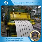 ASTM laminou a tira do aço SUS202 inoxidável