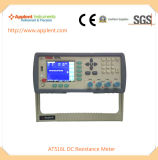 자동 분류 기능 (AT2511)를 가진 DC 저항 검사자
