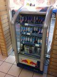 Refrigerador do indicador da bebida da energia refrigerar de ar do supermercado