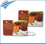 高品質の会員証プラスチックPVCカード