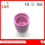 L'ugello di ceramica dell'allumina 889700 fa domanda per il cannello per saldare di TIG