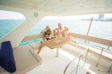yate de lujo solamente 350, 000USD de la muestra de las existencias del barco del 14m con Ce