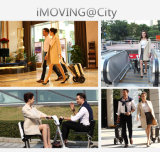 Facilitar el viaje Scooter eléctrico portátil, bicicleta eléctrica plegable, Mini E-moto, scooter de movilidad de la ciudad