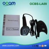 USB dispositivo lector de código de barras de detección automática de código de barras 1D