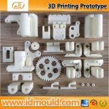 Impresión rápida de la creación de un prototipo 3D de SLA SLS