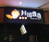 Disegno speciale Customed LED che fa pubblicità all'indicatore luminoso della lettera