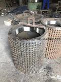 Alto martillo de la trituradora de piedra de la pieza de acero fundido de Mangeses