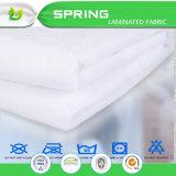 Todo clasifica el protector impermeable del colchón de Jersey de la tela disponible del poliester