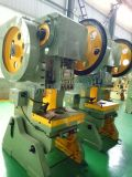Máquina de perfuração de aço mecânica da imprensa do furo do metal de folha do C de J23-63tons