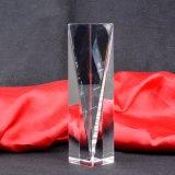Premio del trofeo della colonna di cristallo