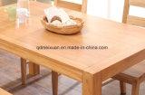 Feste hölzerne Speisetisch-Wohnzimmer-Möbel (M-X2425)