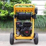 비손 (중국) BS180e 2500psi 170 바 휘발유 엔진 이동할 수 있는 소형 세차 기계 가격 압력 세탁기