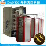 Roestvrije Steel Bathroom Het Gouden Rosegold Chroom van de tapkraan Zwarte PVD Vacuüm Coating Apparatuur