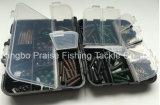 Les crochets de montage Combo sèche Rig Carp Pêche Zone de pivotement