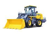 3 toneladas de neumáticos 1.8cbm cuchara cargadora de ruedas LW300FN