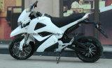 roda nova do tipo dois 2000W que compete a motocicleta