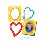 Frames da foto com o ímã de borracha macio para a decoração