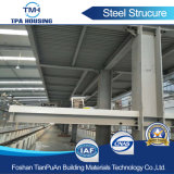 Estrutura de aço pré-fabricados em aço H Metro estrutura de plataforma para venda