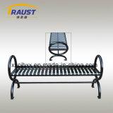 工場価格の使用された公園のベンチ、鋼鉄レジャーパークの椅子