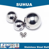Gcr15 sfere della valvola delle sfere dell'acciaio al cromo della sfera d'acciaio 18mm