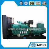 Gruppo elettrogeno diesel di potenza di uso di motore industriale di Cummins 1000kVA/800kw Kta38-G5 per uso di molto tempo