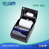 mini imprimante thermique mobile sans fil de réception de 58mm