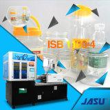 Prcision elevado uma máquina moldando do sopro da injeção do estágio para os frascos 10ml-2000ml