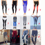 2017 New Design Sport Pants for Ladies, Custom Printing Fitness Yoga Leggings for Women