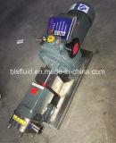 Bomba ajustável do lóbulo do rotor do aço inoxidável da velocidade