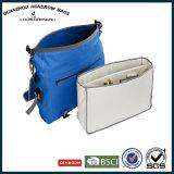 Bolso de tela de lana basta inconsútil al aire libre del PVC del bolso que acampa que suelda los bolsos impermeables del mensajero para los hombres Sh-17090104