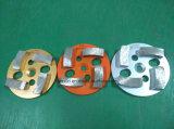 12 assoalho dos discos 9.5kw 640mm das cabeças 4 que mmói e máquina de polonês