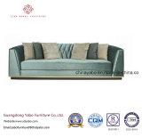 La mobilia dell'hotel con il sofà moderno del salone ha impostato (Y-W03B)
