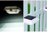 밖으로 문 태양 개골창 빛 LED 정원 빛