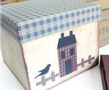 Caja de embalaje de cartón ondulado para regalo de Navidad/Papel Joyero