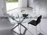 Tavolino da salotto domestico di vetro della mobilia