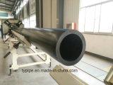 Tubo sotterraneo del rifornimento idrico del PE