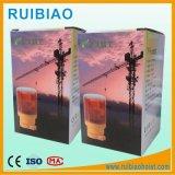 Grua-torre de peças para a Energia Solar Luz de Advertência