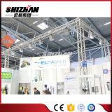 Shizhan 400*600 мм Алюминиевый болт и винт с полукруглой с квадратным укреплять пластину