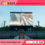 Afficheur LED visuel polychrome extérieur économiseur d'énergie de panneau d'annonces