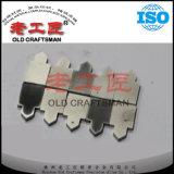 Инструмент вставки цементированного карбида вольфрама Yt5 поворачивая