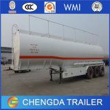 Remolque cisterna de combustible 45000L Depósito de aceite de acero inoxidable semi remolque para venta
