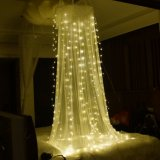 UL588 genehmigte 3*3m LED der Vorhang-Licht für Haus/System/Hochzeits-Dekoration
