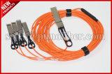 300 mètres 40G SFP+ 10G SFP+ câble optique active
