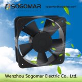 (SF20060) 8pulgadas cuadradas del rodamiento de bolas de ventilación Ventilador El ventilador para gabinete